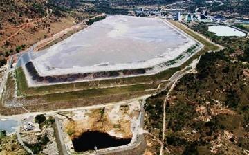 Atık Barajları ve Toprak Kirliliği