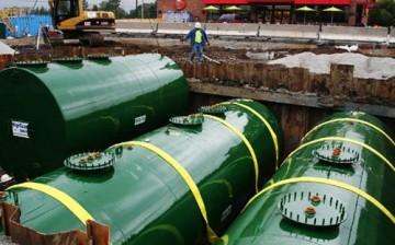 Yeraltı Depolama Tankları İçin Temizleme Teknolojileri Biyopiller