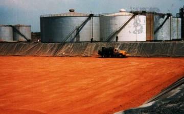 Yeraltı Depolama Tankları Temizleme Teknolojileri Landfarming