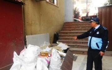 İzmit'te Çevreyi Kirletenlere 19 Bin Lira Para Cezası