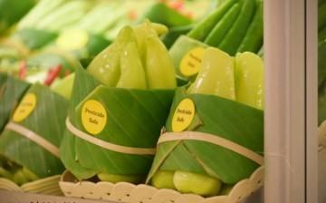 Asya'daki Süpermarketler Plastik Poşet Yerine Bakın Ne Kullanıyor!