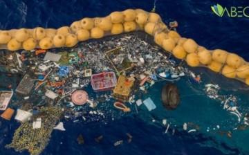Okyanustan Plastik Toplama Projesinde İlk Başarı