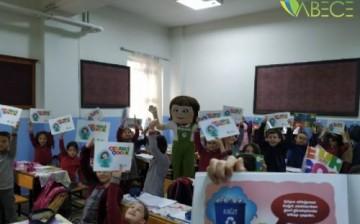 Çevre Dostu Çocuk: Tomurcuk Projesi Eğitimleri Başladı