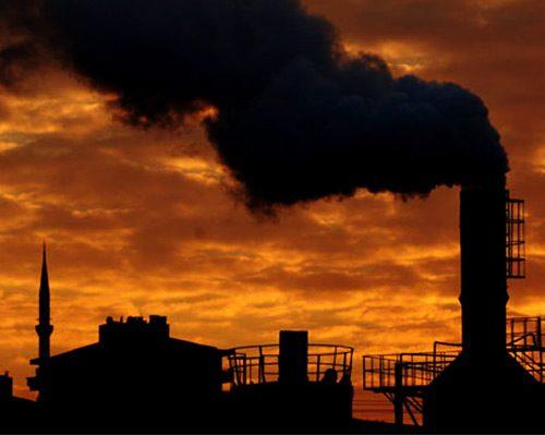 Çevre Kirliliği Ölüm Saçıyor