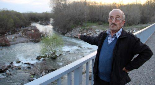 Sular Çekildi, Kızılırmak'taki Çevre Kirliliği Gözler Önüne Döküldü