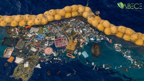 Okyanustan Plastik Toplama